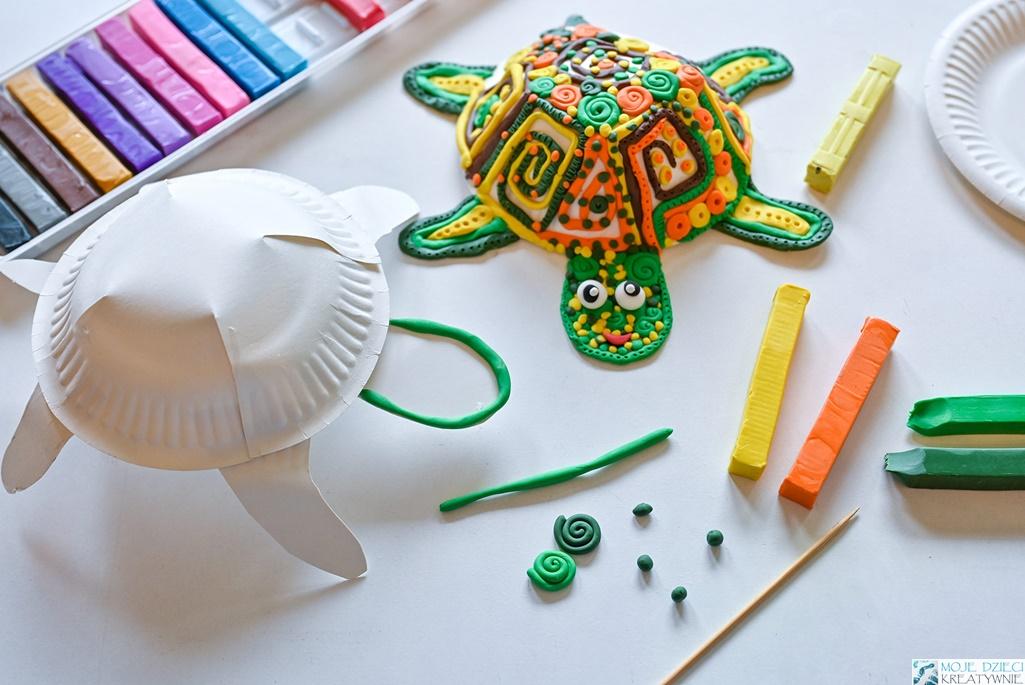 kreatywne prace plastyczne, ciekawe prace plastyczne dla dzieci, moje dzieci kreatywnie plastyka
