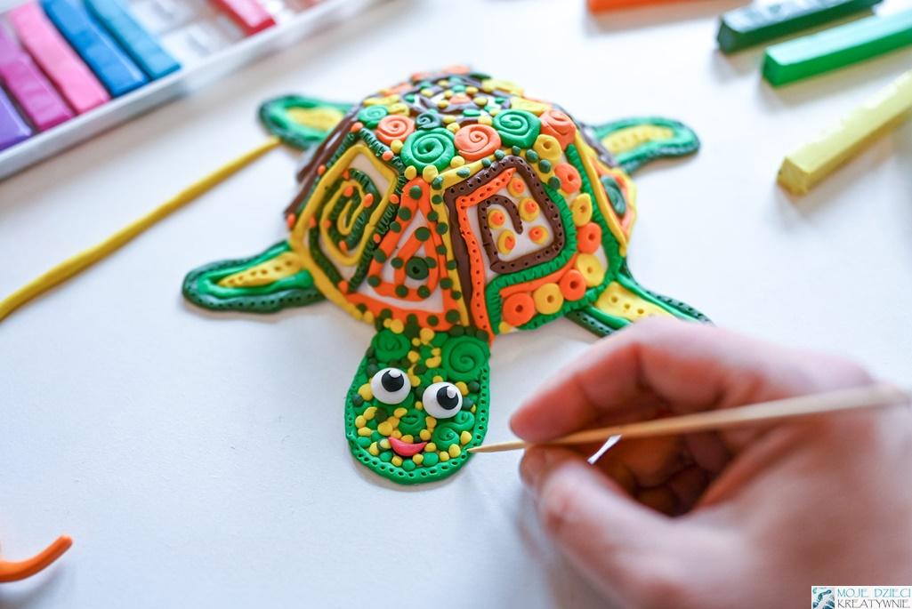 prace plastyczne dla dzieci z plasteliny, prace plastyczne z papieru, prace plastyczne z surowców wtórnych, moje dzieci kreatywnie