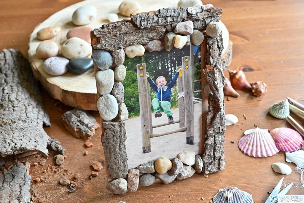 jak ozdobić ramki na zdjęcia, pomysłowe ramki diy, zrób to sam ramka na zdjęcia, domowe sposoby na ramki na zdjęcia