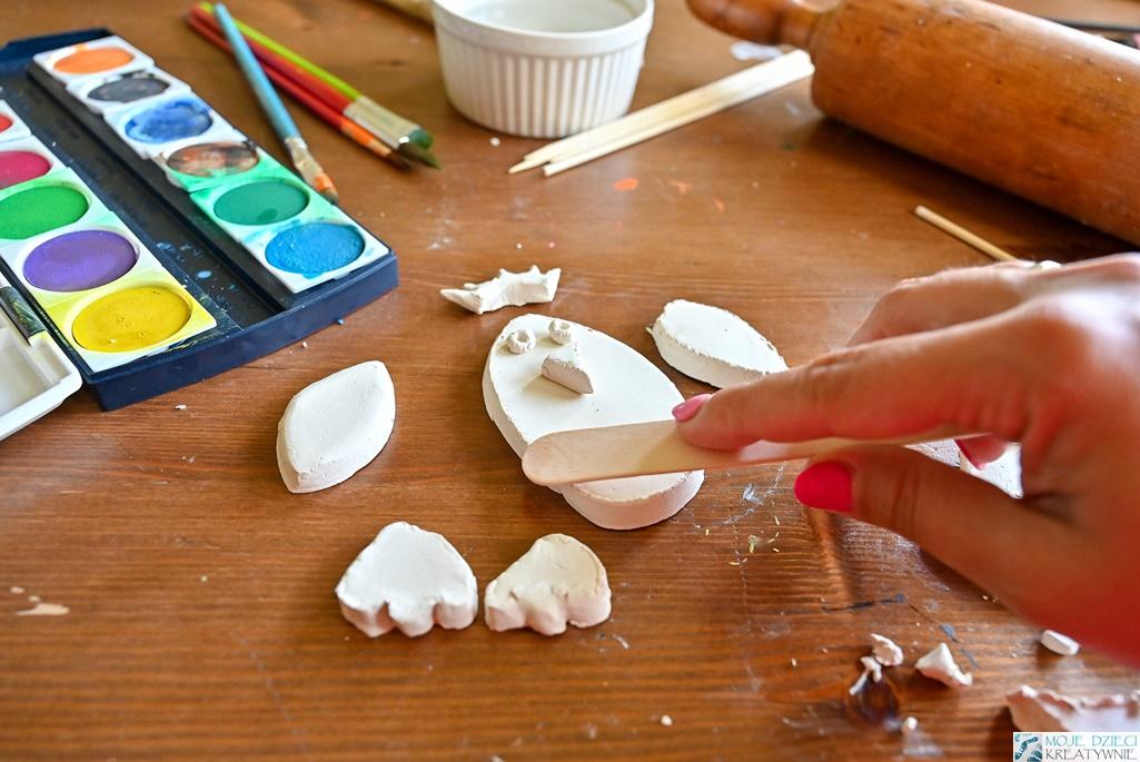 jak lepić z gliny samoutwardzalnej, co można zrobić z gliny samoutwardzalnej