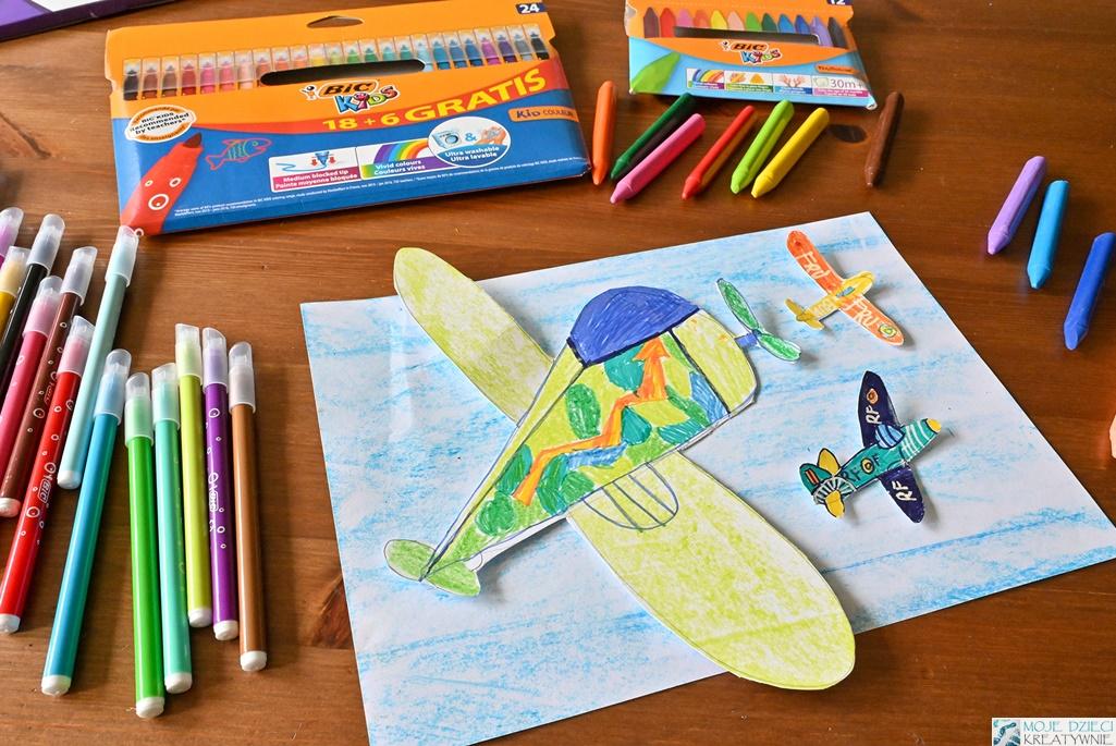 prace plastyczne dla dzieci, techniki plastyczne dla dzieci, jak zachęcić dziecko do rysowania kredkami