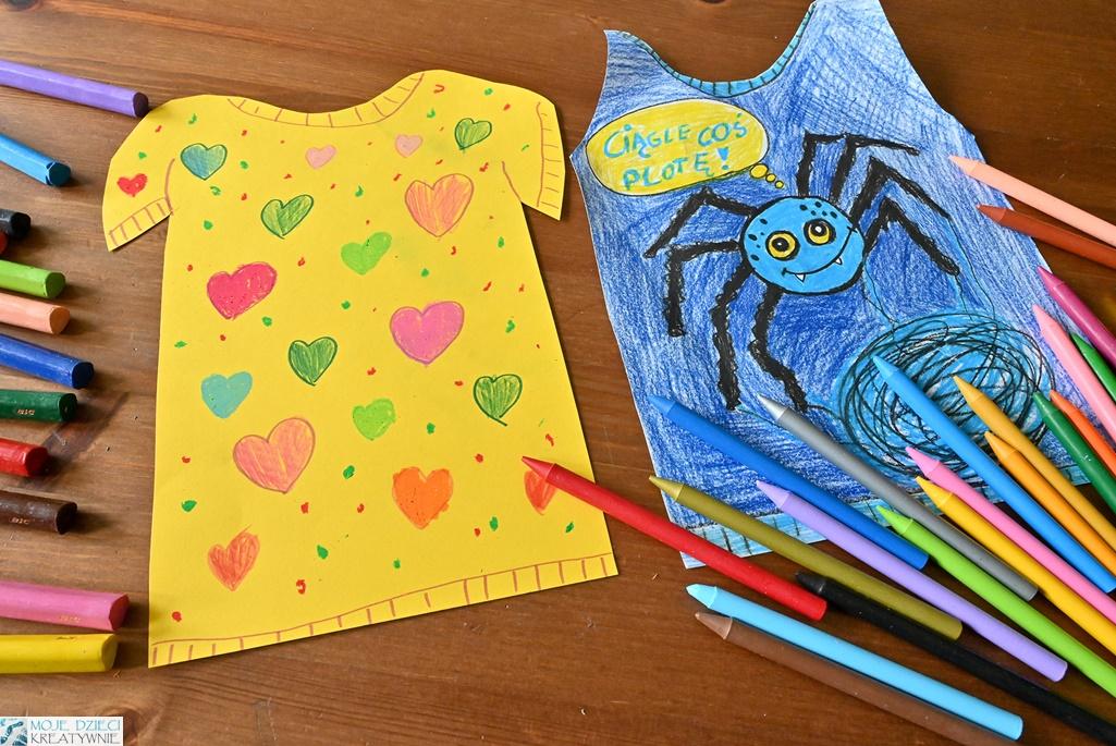 prace plastyczne w przedszkolu, pomysły na prace plastyczne dla dzieci, moje dzieci kreatywnie