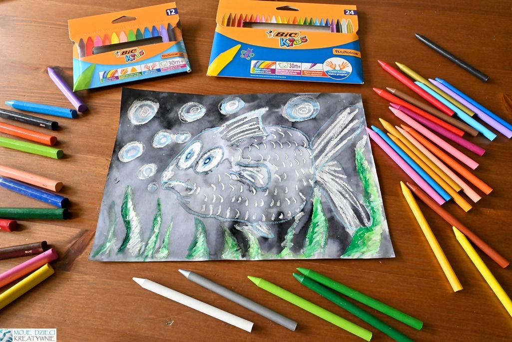 techniki plastyczne dla dzieci