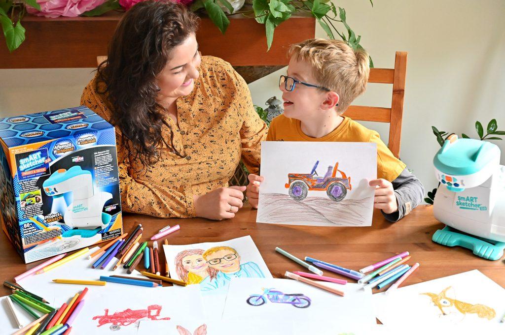 projektor do rysownia dla dzieci