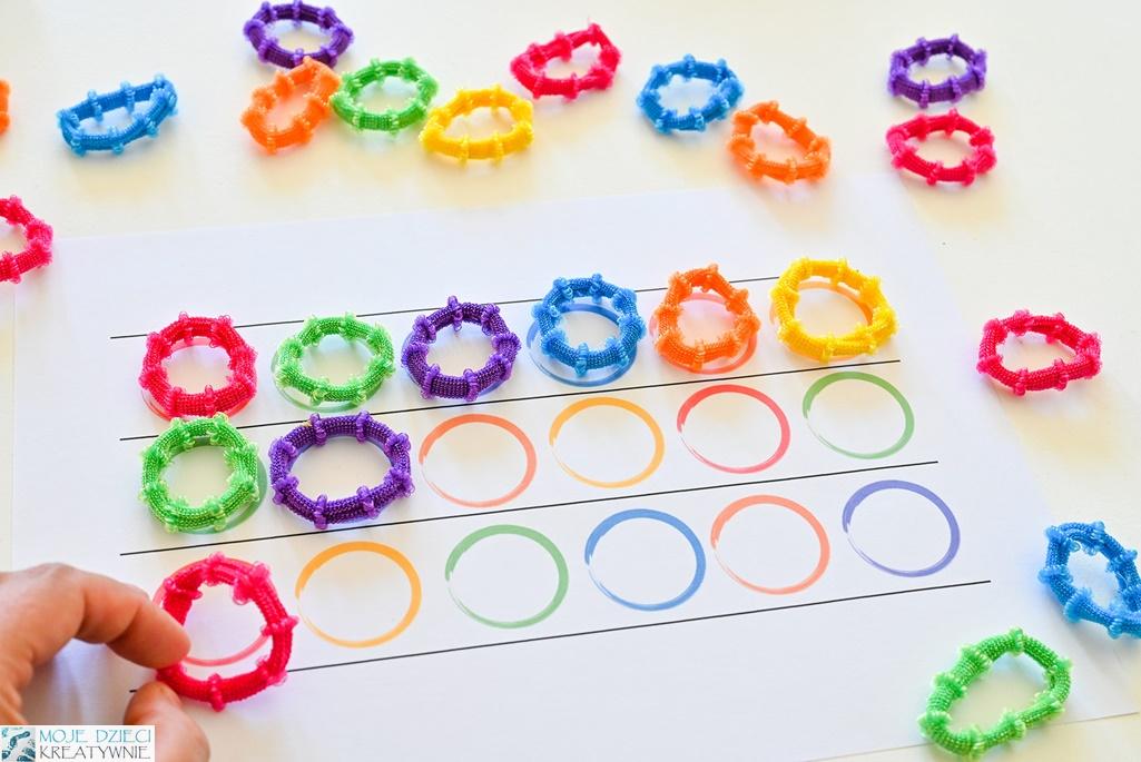 zabawy dla dzieci w domu, nauka kolorów, zabawy dla dzieci w przedszkolu, zabawy dla 2 latka