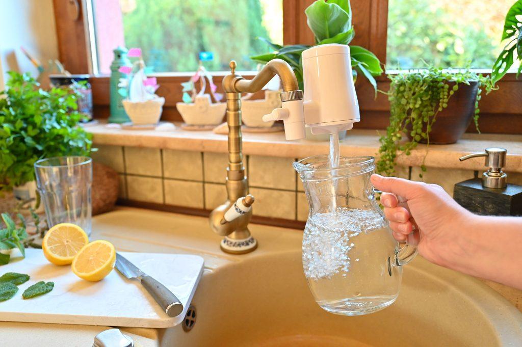 Filtr na kran, filtr do wody na kran, filtry tapp water
